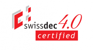 Certification Swissdec4.0